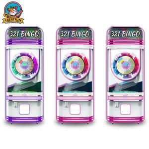 China Automatic Large Gumball Vending Machine For Kids Wear Resistance on sale