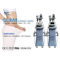Vacuum Body Sculpting Machine Professional Velashape Machine With USA Imported Pump