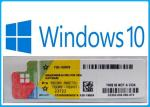 100% Online Activation Microsoft Windows 10 Pro Software / Windows 10 Oem Product Key