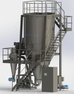 Quality ステビアLPGシリーズ食糧のための高速遠心噴霧乾燥装置 for sale