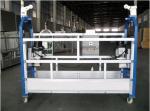 10 М безопасной ZLP630 алюминиевого сплава каната подвесные платформы колыбели Swing этап
