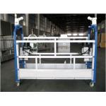 a corda segura da liga 10M ZLP630 de alumínio suspendeu o estágio do balanço do berço da plataforma