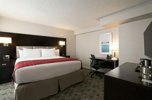 Luxury Dark Walnut Veneer Hotel Bedroom Furniture Sets With ...