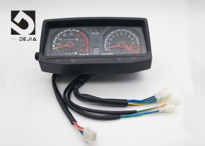 China Dustproof Motorcycle Speedometer And Tachometer Replacement 1-5 Gear Indicator on sale