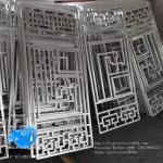 Aluminum alloy veneer metal curtain wall 2.5mm thickness sheet curtain wall decoration