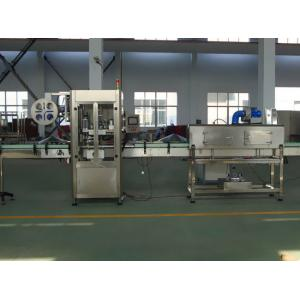 China Stable BOPP / OPP Label Sticker Labeling Machine For Beverage Filling Line on sale