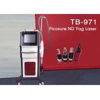 Picosecond Yag Yag Laser Picosure Tattoo Removal Machine Water Cooling
