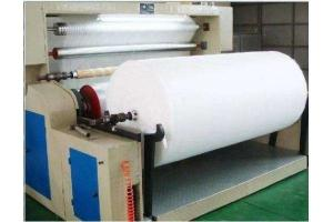 Quality High Speed Non Woven Fabric Machine , Needle Punching Machine Reliable Process Adjustment for sale