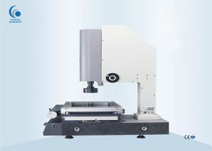 "China Optical Metrology Video Measuring Machine With 1/2""Color CCD Camera on sale"