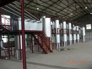 China Gasoline and diesel refine oil plant on sale