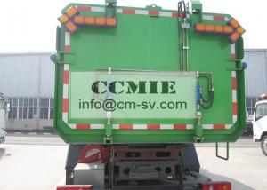 China High Way Sweeping And Spraying Road Sweeper Truck  with 5600L Water Tank on sale