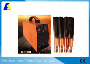 China OEM Polishing Machine Electric Weld Cleaner 1200B Soldering / Brazing Application on sale