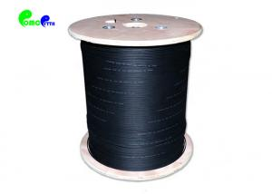 China Outdoor Aerial Optical Fiber Drop Cable FTTH LSZH Material Singlemode G.657A Fiber on sale