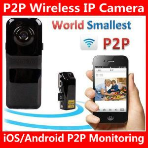 China MD81S WiFi Camera iOS/Android Wireless IP P2P Surveillance Camera Spy Hidden TF DVR MD99S on sale