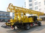 China BZCT400SZ/BZT400SZ/BZCT400/BZT400 400m trailer type diesel rotary water well drilling rig wholesale