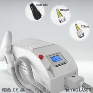 Quality Skin Rejuvenation 1064nm 523nm Nd Yag Laser Tattoo Removal Beauty Machine for sale