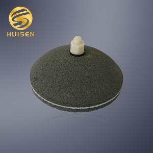 China ABS Corundum Ceramic Wastewater Filter Media Aeration Both Top Side Bottom Side on sale