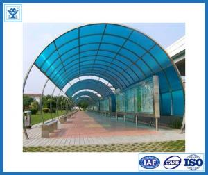China Factory supply top quality new designed aluminum profile for sun shading on sale