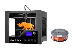 China Digital FDM Type Industrial Grade 3D Printer Metal Open Source Black on sale
