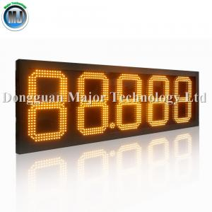 China 12inch 88.888 Outdoor Waterproof Remote Control Petrol Price LED Display on sale