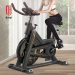 CE Wear Resistance Gym 150kg Load Exercise Spinning Bike