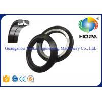 China Oil Resistance Floating Oil Seal NBR / VMQ Materials For Excavator Parts on sale