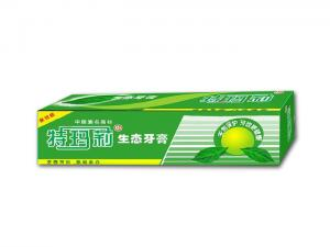 China Custom Printing Paper Box , Toothpaste Box Packaging , Color Printing Paper Box on sale