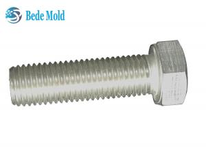 China DIN933 Standard Stainless Steel Hex Head Screws SUS304 A2-70 M16 Length 25~260mm on sale