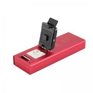 BGA169 Socket USB Solution_14X18mm_Perform, eMMC Socket with