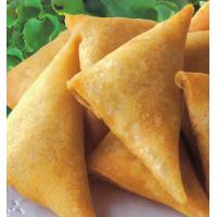 fried samosa