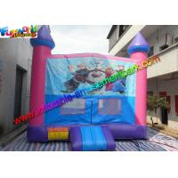 China CE Certification Frozen Commercial Bouncy Castles Inflatable Bouncer For Parks on sale