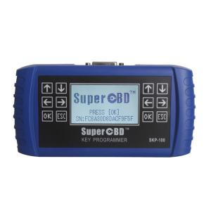China Super OBD SKP-100 Hand-held Car Key Programmer OBD2 Powerful Key Programmer on sale