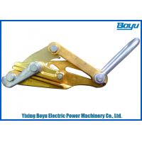 China Transmission Line Stringing Tools Conductor Wire Self Gripping Clamps 300 ~ 400mm2 on sale