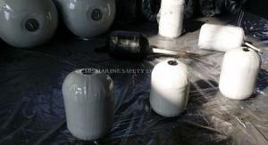 China Floating foam filled marine polyurethane E.V.A fender on sale