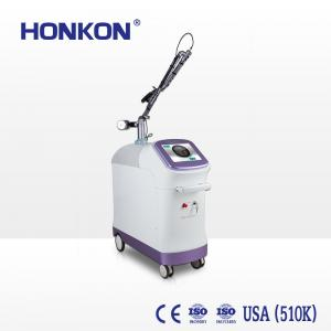 China Single Pulse Energy 2000mj Q Switched Nd YAG Laser Tattoo Removal Machine on sale