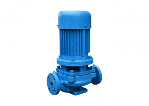 China Cast Iron Automatic Hot Water Booster Pumps Centrifugal Pipeline Pump on sale