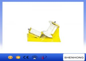 China 10KN Nylon Wheel Underground Cable Installation Tools , Cable Ground Turning Roller on sale