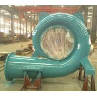 470kW Small Water Turbine 60Hz Low Head Hydro Turbines Oil Braking