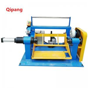 China 1.5KW Power Cable Take Up Machine Reel Winder Machine 380v / 220v Voltage on sale