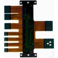 Quick turn 4 layer Rigid Flex PCB design ISO9001 / TS16949 approved
