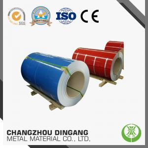 China Pre-painted Aluminum Coil Used For Home Appliances Product on sale