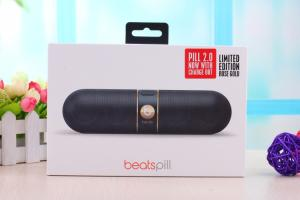 China Hot New 2014 Beats Pill 2.0 Portable Bluetooth Speaker Limited Edition Rose Gold from china manufacure on sale