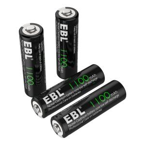 China 1100mAh AA Rechargeable Batteries, 1.2V NiCd Rechargeable Battery on sale