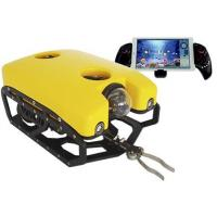 China HV-ROV002 Underwater Robot Remotely Operated Vehicles Depth Rating 200m 3D Compass 2.5KW Generator on sale