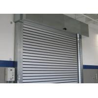 China 1.2-2.0 M / S Roller Shutter Doors For Warehouse , Automatic Roller Door on sale