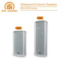 RH-AUDIO All Weather Speaker System with Column Type for Outdoor PA Music System