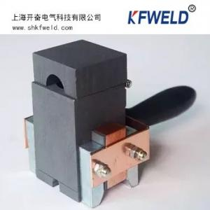 China Gas and oil pipe aluminium hot welding mold, Cathodic Protection Aluminum Heat Welding Mold and Powder for oil pipe on sale