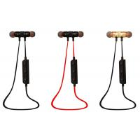 China M90 Bluetooth Neckband Headphones / Over The Neck Bluetooth Headset In Ear With Mic on sale