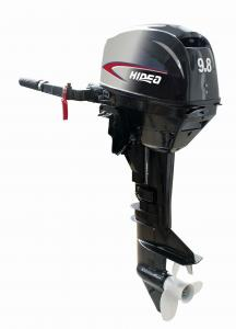 China Manual Gasoline Short Shaft Outboard Motor 2 Stroke 9.8 HP CE EPA on sale