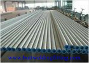China 4  A / SA268 TP444 Seamless Stainless Steel Tubing For Petroleum / Power on sale